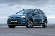 KONA Electric verslaat Aiways U5 en VW ID.3